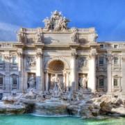 Rome, fontaine de Trévi - marc Knecht photographe