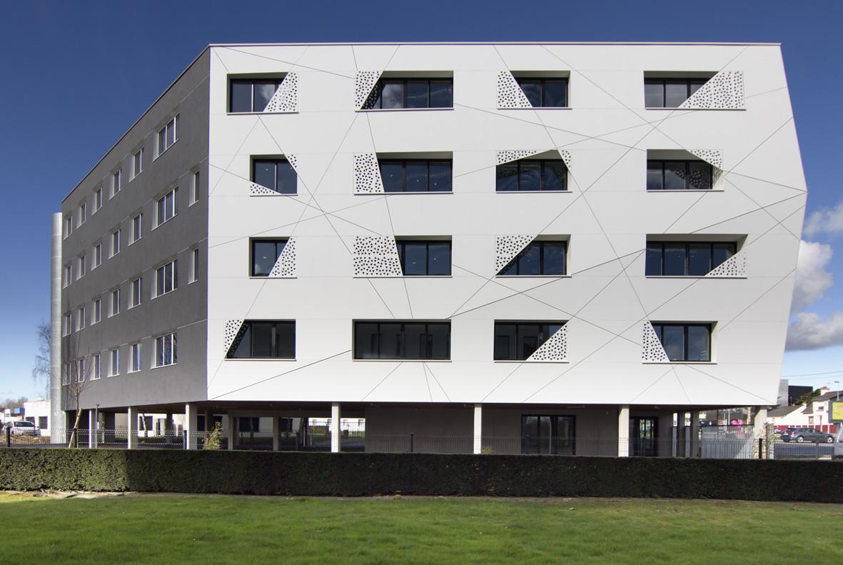 Architecture marc knecht photographe for Les architecteurs rennes